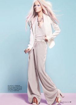 Sac Pastel for Vogue Vietnam