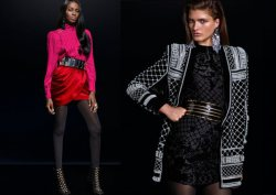 See All The Looks From Balmain H&M Women's Collection