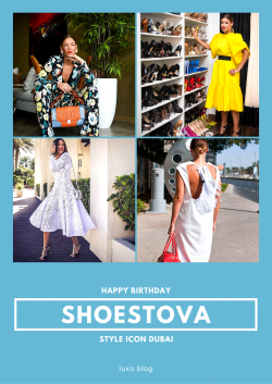 Style Icon of the week - Shoestova The Ultimate Style Icon