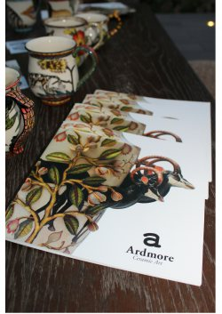 Sneak Preview of Ardmore Ceramic Art and ZebraSquare Gallery Dubai!