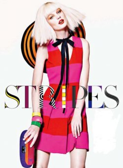 Strut it in Stripes!