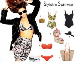 Swimwear Ready for Summer 2012/13