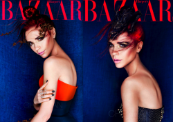 Take your pick for Victoria Beckham's latest Bazaar Cover