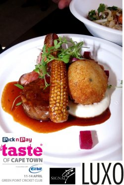Taste Of Cape Town: Signal Restaurant