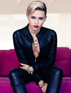 The Controverial Miley Cyrus