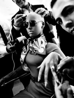 Style Icon of the week - The Edgy Amber Rose