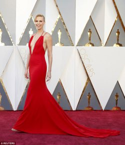 The Oscars Red Carpet 2016