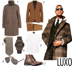 Tweed Fabrics for Men this Winter!