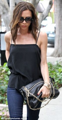 Victoria Beckham's New Look