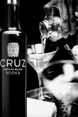 Win a party with Cruz Vintage Black Vodka!