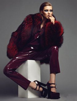 Winter Colour Trend 2013: Maroon
