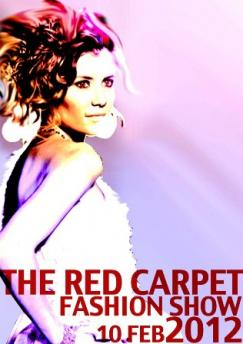 The Red Carpet Fashion Show 2012