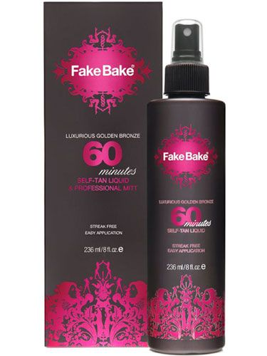 Fake Bake Tanning Review LUXO