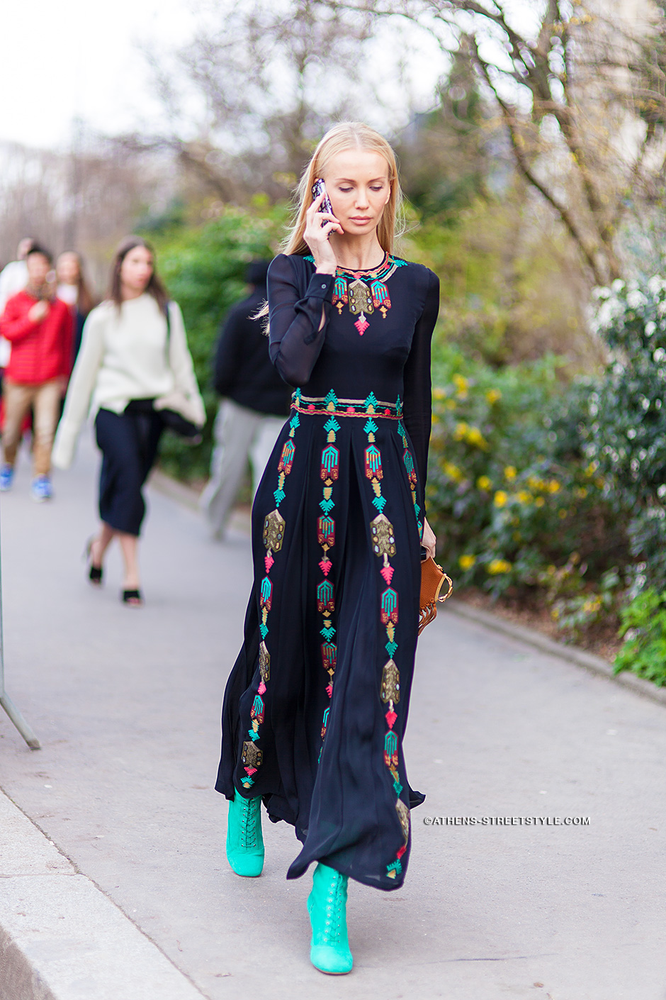 Couture Fashion Week Street Chic