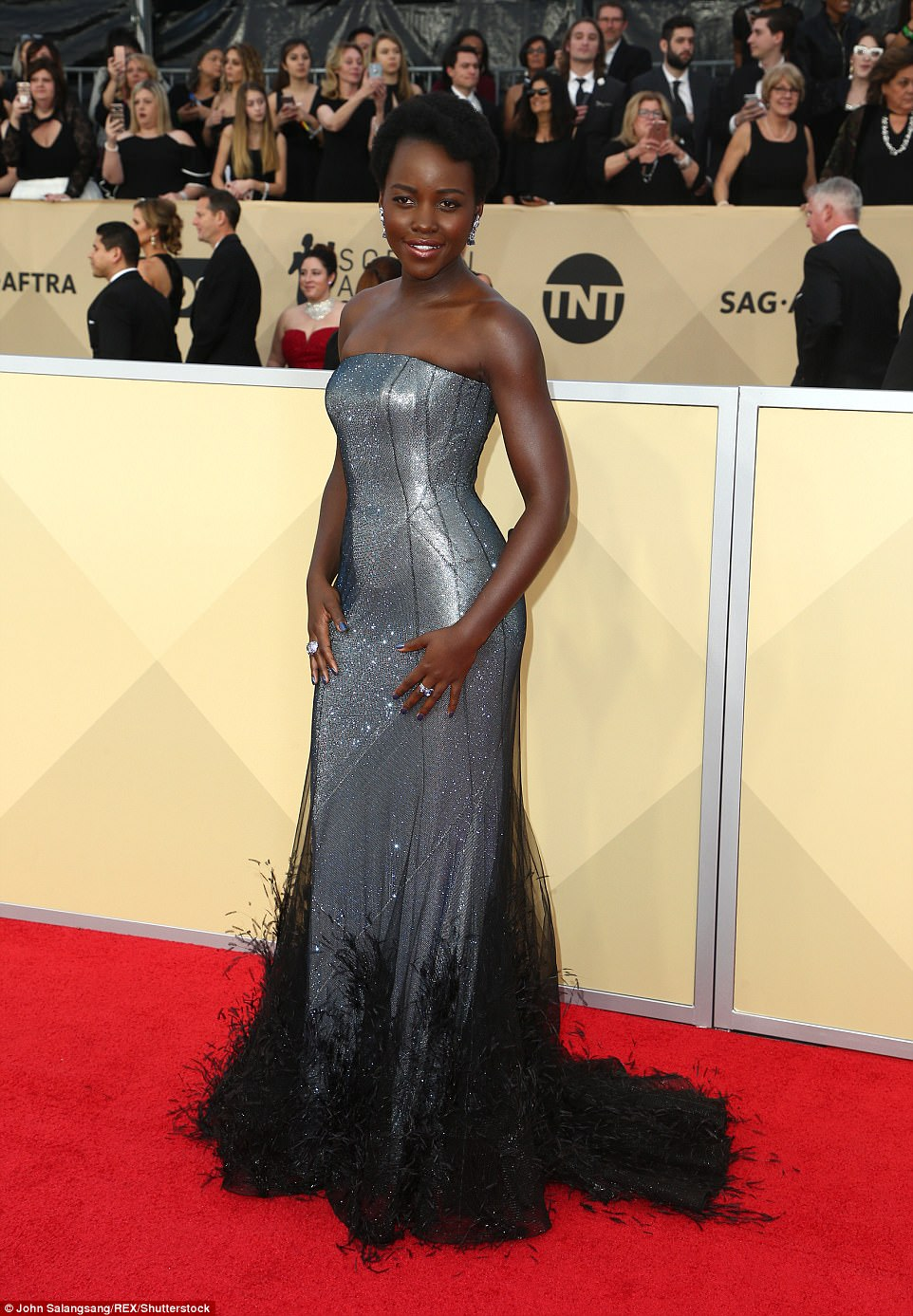 SAG awards 2018 red carpet luxo blog