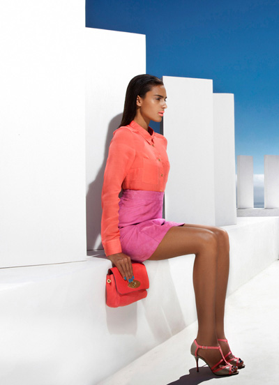 Neon Fashion Trend for Summer 2013