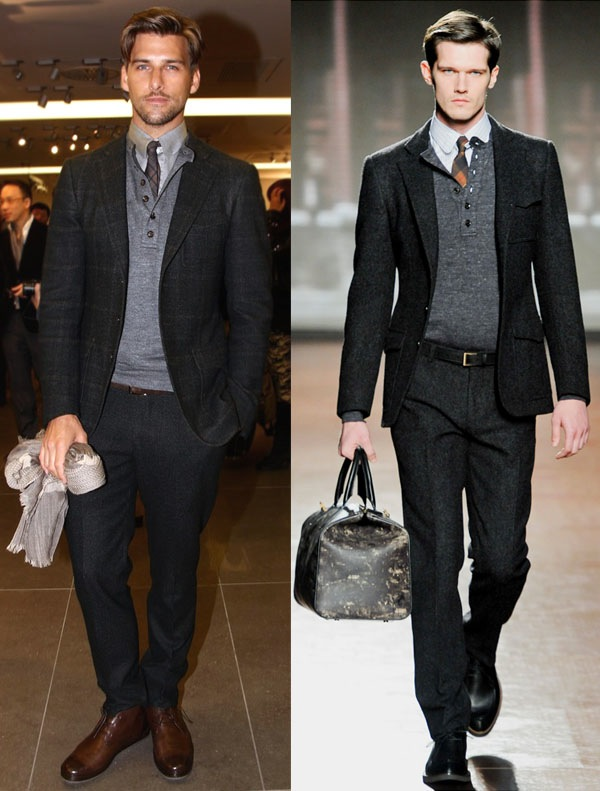 LUXO Top 5 Most Stylish Men 2012
