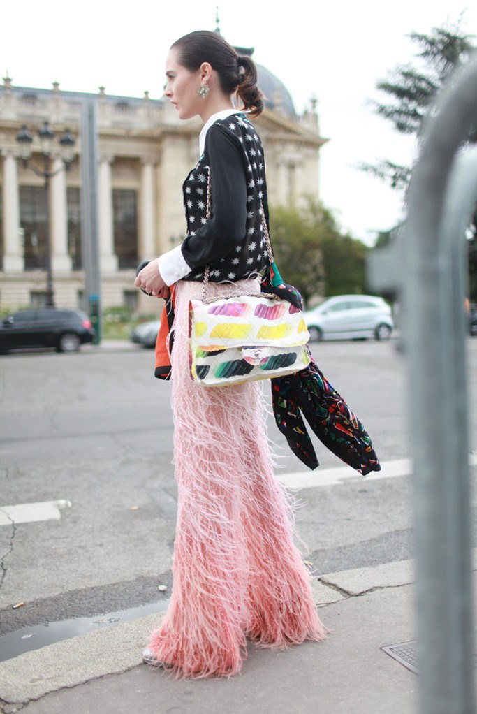 Watch - Couture haute street style fall video