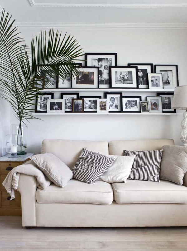 black picture frames wall. Home Trends Black Picture Frames Wall