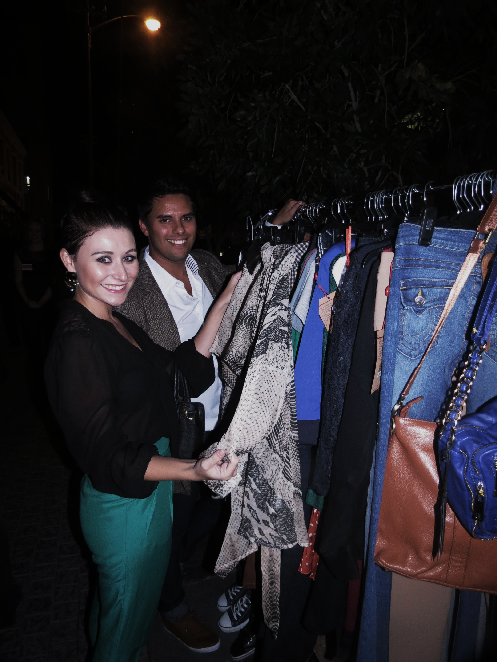 Zando Online fashion Launch in Cape Town
