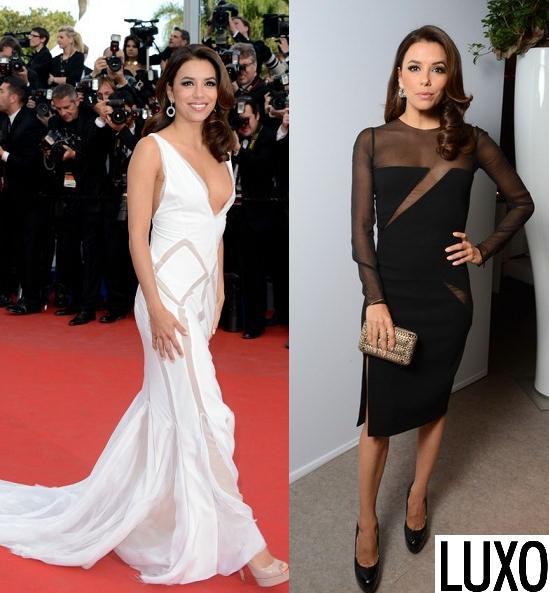 Eva Longoria Cannes FIlm Festival Top Looks