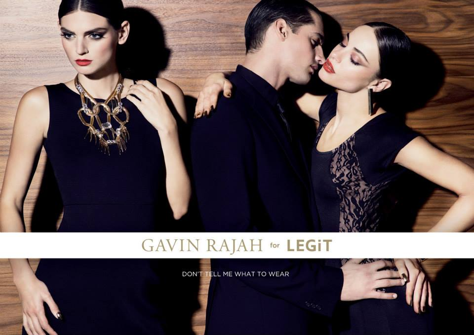 No comments yet on Gavin Rajah for LEGIT SS 2014