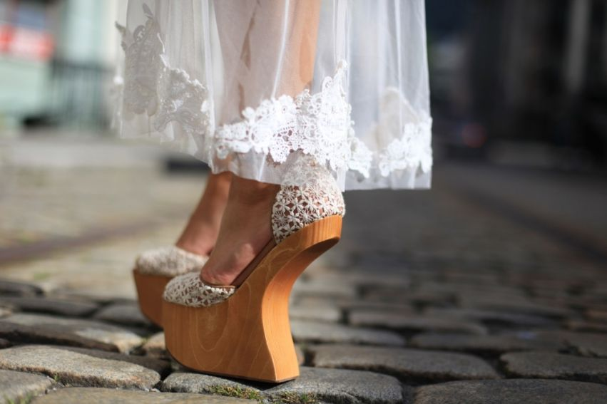 Shoe trend for summer 2013 WEDGES