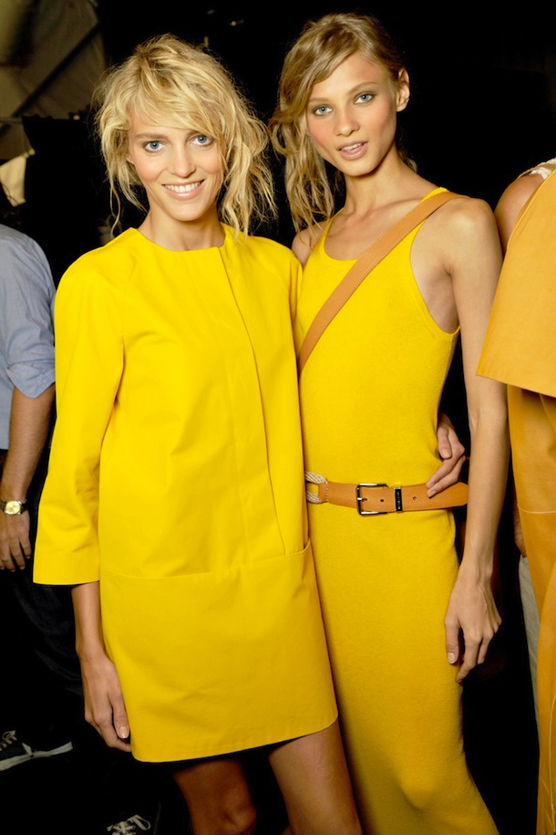 Bright Yellow Trend where to shop