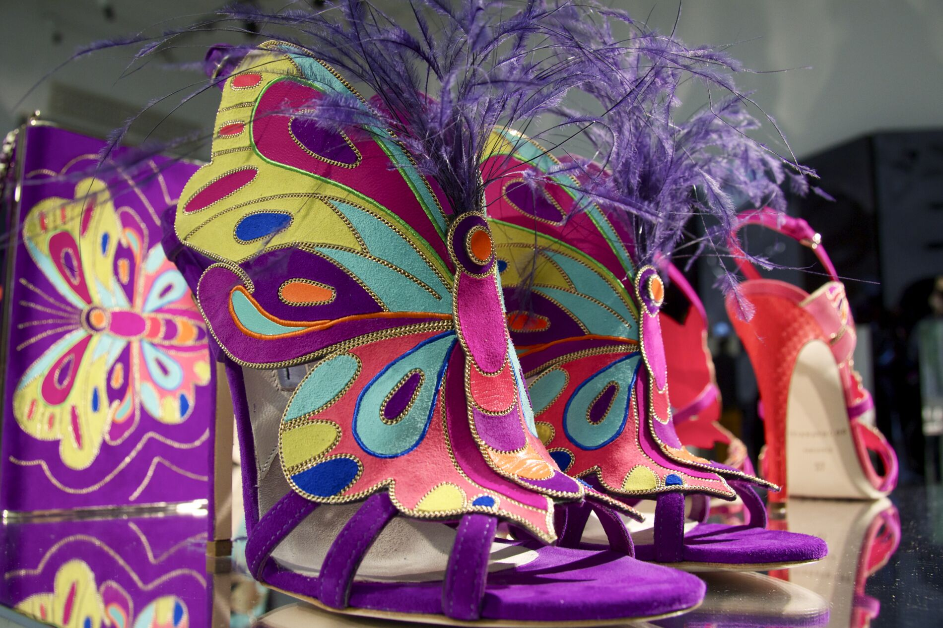 Brian Atwood  Summer 2015 Collection