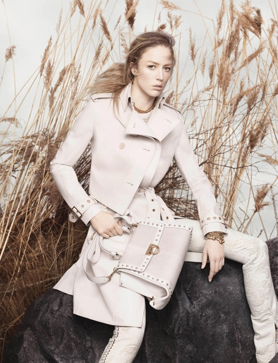The White Fashion Colour Trend for Winter 2013