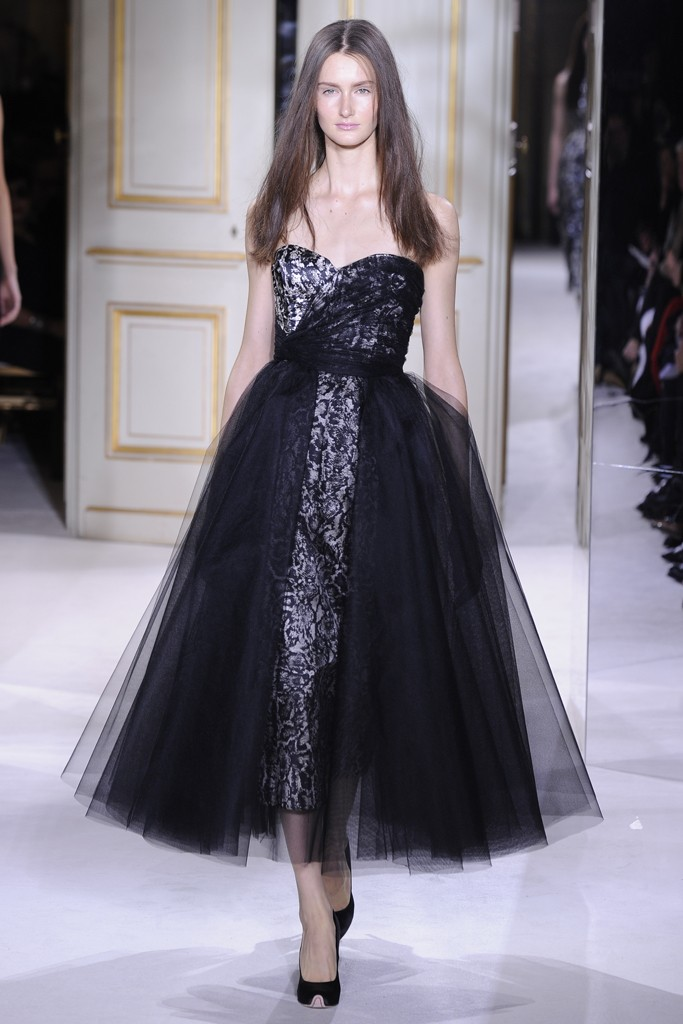 Giambattista Valli Paris Fashion Week 2013