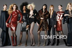 Tom Ford Fall Winter 2014 Campaign