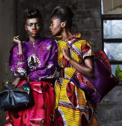 African Chic Fashion Trend