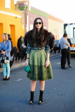 Cape Town Fashion Week Street Style