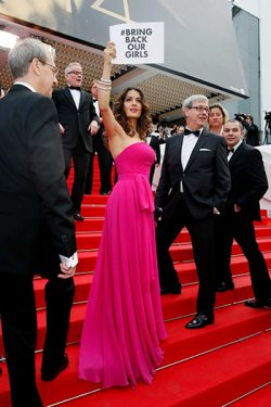 Red Carpet Moments at Cannes Film Festival 2014