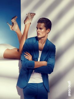 Gino Rossi Spring/Summer Campaign 2012