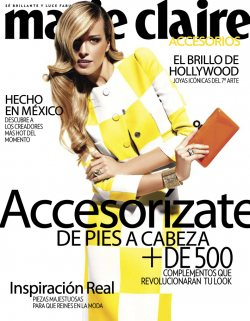 Marie Claire Mexico June 2013