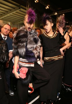 Punk: Chaos to Couture Fashion Inspiration