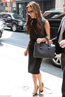 Victoria Beckham in NY